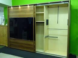Schlafzimmerschrank Fernsehfach Haus Renovierung Mit Modernem Innenarchitektur Tolles Fernseher