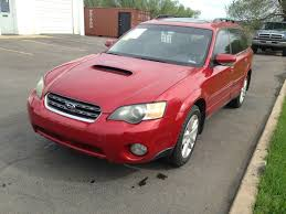 red subaru outback 2017 2005 subaru outback xt complete part out 5 speed 171k the subie