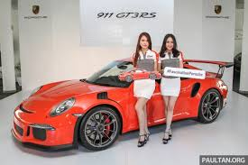 porsche gt3 rs porsche 911 gt3 rs in malaysia from rm1 75 million