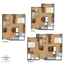 Residence Inn Floor Plans | residence inn floor plans
