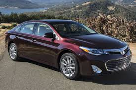 used 2014 toyota avalon sedan pricing for sale edmunds