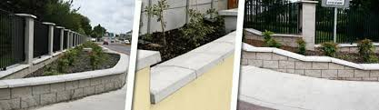 precast concrete wall caps wall capping wall coping killeshal