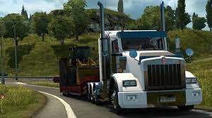 kenworth t800 truck kenworth t800 1 22 x truck euro truck simulator 2 mods