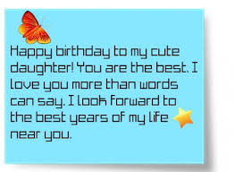 happy birthday quotes and wishes for your daughter from mom
