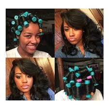 Roller Set Hairstyles 20 Best Kimberly White Natural Hair Lifestyle Images On
