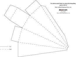 pyramid template 56 best boxes images on pinterest patterns bag