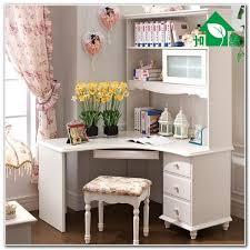 Corner Hutch Computer Desk Contemporary White Desk With Hutch Intended Ideas Innovative White