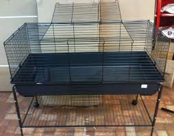 Rabbit And Guinea Pig Hutches X Large Rabbit Hutch Guinea Pig Cage W Plastic Tray Rabbit