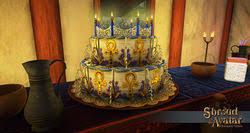 2017 replenishing lord british birthday cake shroud