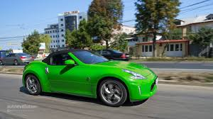 nissan green 2014 nissan 370z roadster review autoevolution