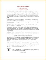 ojt resume objectives 5 career objectives template cashier resumes career objectives template sample career objective statements 264784 png
