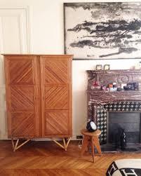 bureau en rotin atelier vime armoire en marqueterie de rotin