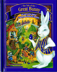 easter bunny book tale of the great bunny by krystyna lagowski issuu