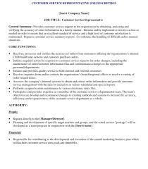 exle of customer service resume objective for customer service resume career retail representative