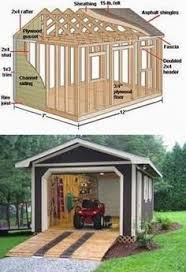 How To Build A Shed House by How To Build A Shed Roof Outside Projects Pinterest Building