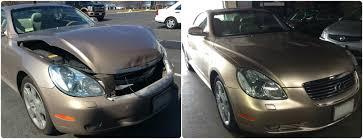lexus body shop maryland collision repair photos butchs autobody butchs auto body