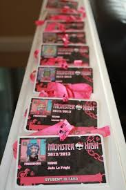 46 best monster high party images on pinterest monster high