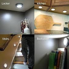 duracell led puck lights battery powered under cabinet light tafifa club