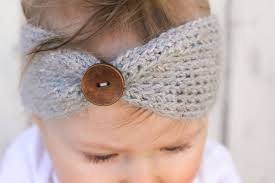 crochet hair bands free crochet headband pattern baby sizes