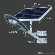 how do street lights work how does solar light work t sunrise led solar light motion sensor