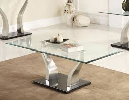 The Modern Furniture Store by Inspiring Modern Glass Coffee Table As Fancy Furniture Styles