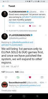 pubg patch notes pubg patch notes pubg july update playerunknown s battlegrounds