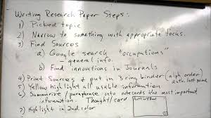 easy topics to write a research paper on difference between essay and research paper youtube