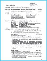 Computer Science Resume Sample by What You Will Include In The Computer Science Resume Depends On