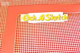 etch a sketch toy story photo booth prop design dazzle bloglovin u0027