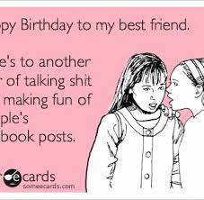 Funny Birthday Meme For Friend - funny best friend happy birthday meme feeling like party