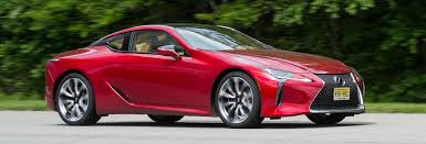 lexus coupe drop top first drive lexus lc500 sport coupe consumer reports