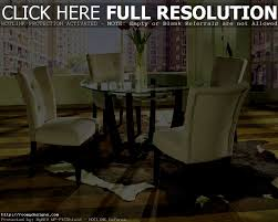 furniture glamorous round dining table set design room sets for
