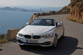 luxury bmw bmw 428i luxury convertible first drive review