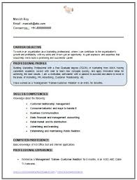 Mba Fresher Resume Sample by 37 Best Zm Sample Resumes Images On Pinterest Sample Resume