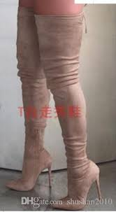 womens boots wholesale 2017 wholesale womens boots suede the knee boots