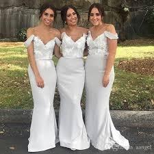 light gray bridesmaid dresses chic light gray bridesmaid dresses for summer garden country prom