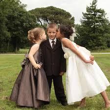 robe mariage enfants les tenues de mariage point mariage 2009 pour les enfants tenues