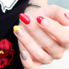 21 summery french tip nail designs naildesignsjournal com