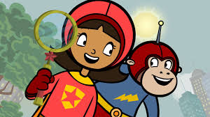 wordgirl scholastic media room