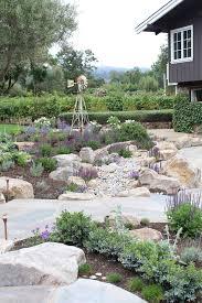 rock garden convention san francisco mediterranean landscape