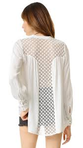 free people home decor free people grapevine tunic grey women clothing tops free people