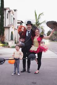 family costumes circus costumes tell and party