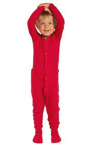 dropseat pajamas pajamagram