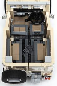 lego toyota lego toyota land cruiser concept the awesomer