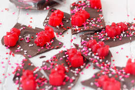 valentines day chocolate s day chocolate bark food fanatic