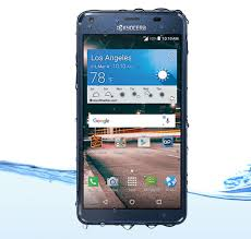 kyocera android kyocera unveils 99 waterproof hydro reach android phone for boost