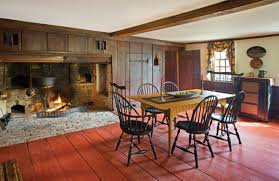 saving a 17th century new england house old house restoration