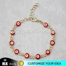 fashion evil eye bracelet images Fashion evil eye bracelet gold plated chain bracelet turkey blue jpg