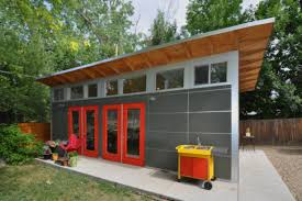 Backyard Office Building Ins And Outs Of Working From Indoor Outdoor Home Office