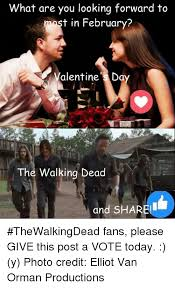 Walking Dead Valentines Day Meme - 25 best memes about walking dead walking dead memes